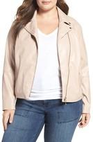 Tart Plus Size Women's Mollie Faux Leather Jacket