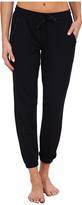 Midnight by Carole Hochman French Terry Capri Pant