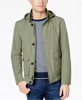Michael Kors Men's Lightweight Ripstop Hooded Jacket