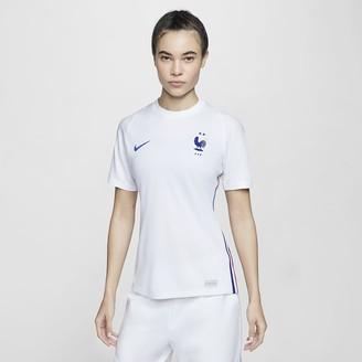 Nike Women's Soccer Jersey FFF 2020 Stadium Away