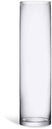 LSA International Column extra large glass vase