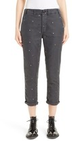 The Great Women's The Miner Crop Trousers