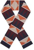 Valentino Women's Geometric Rectangle Scarf