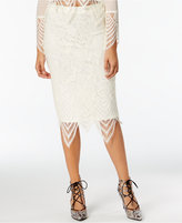 Material Girl Juniors' Lace Skirt, Only at Macy's