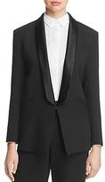 Alice + Olivia Skye Tuxedo-Style Blazer