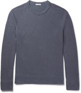 James Perse - Mélange Loopback Supima Cotton-jersey Sweatshirt