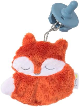Itzy Ritzy Sweetie Pal Pacifier - Fox