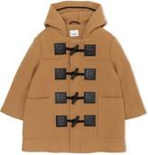 Burberry TEEN classic duffle coat
