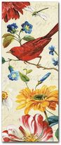 Trademark Fine Art Rainbow Garden VII Canvas Wall Art