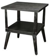 Jamie Young Arlo End Table Company Color: Dark Gray Wood