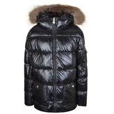 Pyrenex Children Girls Shiny Down Fur Coat