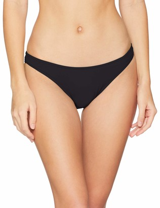 Seafolly Women's Active High Cut Pant Bikini Bottom Swimsuit
