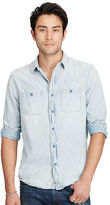 Denim & Supply Ralph Lauren Indigo Cotton Workshirt
