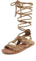 Ash Peace Wrap Sandals