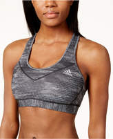 adidas Techfit ClimaCool Mid-Impact Space-Dyed Sports Bra
