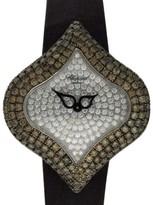 Chopard Pushkin 18K White Gold Diamond Womens Watch