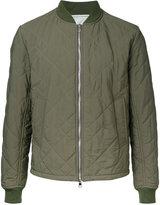 Kent & Curwen quilted bomber jacket - men - Polyamide - M