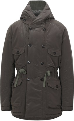 Original Vintage Style Synthetic Down Jackets