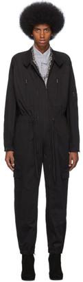Random Identities Black Flight Suit