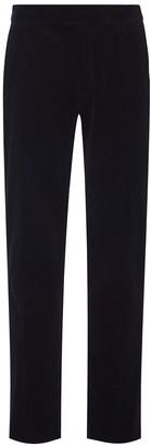 The Row Walker Classic Pant Black