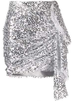 In The Mood For Love Emely mini skirt