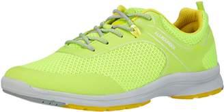 Mephisto Allrounder DAKONA mesh Sport Shoes for Women Light Green (4 UK)