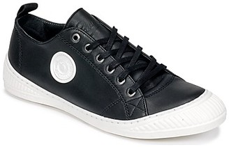 Pataugas Rock women's Shoes (Trainers) in Black