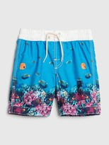Gap Toddler Fish Swim Trunks