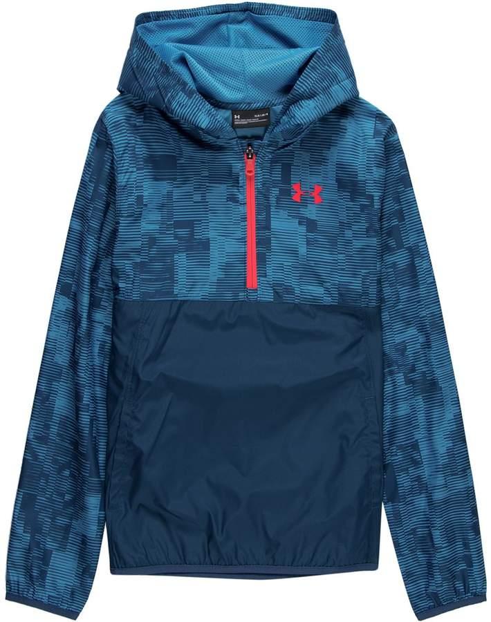 bd38afd60 Under Armour Blue Boys' Outerwear - ShopStyle