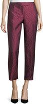 Trina Turk Aubree 2 Jacquard Crop Pants