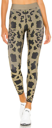 COR designed by Ultracor Twill Cheetah Legging