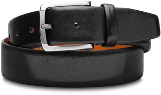 Bosca Napoli Leather Belt