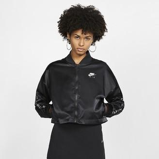 Nike Women's Satin Track Jacket