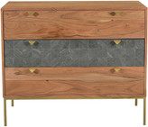 Moe's Home Collection Moe's Home Alessio 3 Drawer Chest