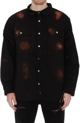 On Fourtwofour Fairfax Workwear Denim Shirt