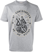 Christopher Kane Saint Christopher unisex T-shirt - men - Cotton - XS