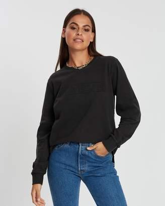 All About Eve Origin Crew Sweater