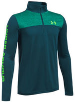Under Armour Boys 8-20 Stand Collar Long Sleeve Tee