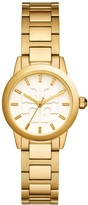 Tory Burch GIGI WATCH, GOLD-TONE/IVORY, 28MM