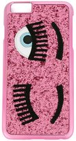Chiara Ferragni 'Flirting' iPhone 6 Plus case - women - PVC - One Size