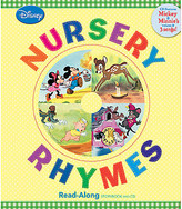 Disney Nursery Rhymes Song-Along Book and CD - Mickey Mouse