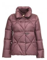 Fay Fabric Down Jacket
