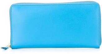 Comme des Garcons Colour Plain wallet