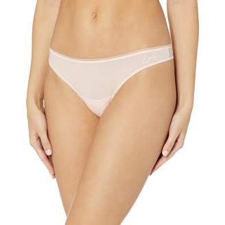 OnGossamer Women's Love Bridal Thong Panty