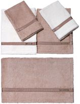 Set Of 5 Cotton Terrycloth Towels