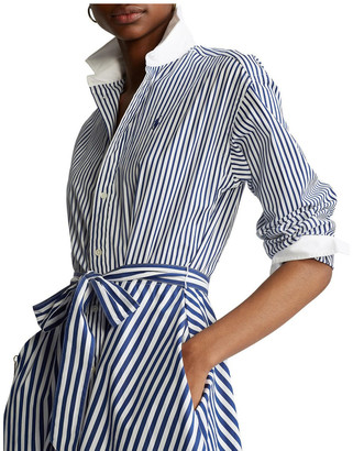 Polo Ralph Lauren Cotton Shirtdress