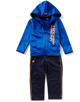 Under Armour Little Boys 2T-7 Roster Hoodie Jacket & Pants Set