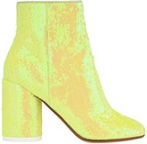 MM6 MAISON MARGIELA Mm6 Sequin-embellished Ankle Boots
