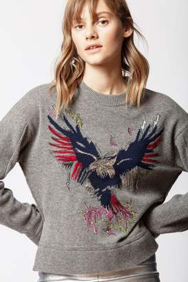 Zadig & Voltaire Sonny Eagle Sweater