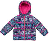 Carter's Snowflake Long-Sleeve Coat - Preschool Girls